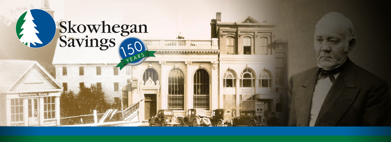 Skowhegan Savings 150th image